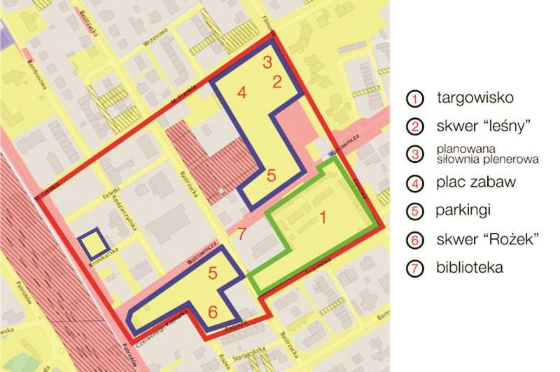Centrum Lokalne Falenica / UM Warszawa