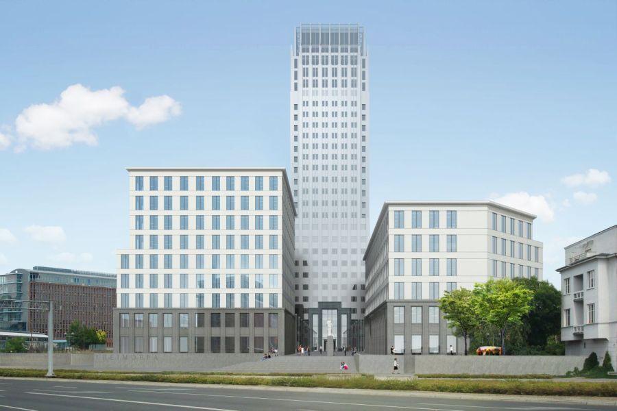fot za: krakow.pl / wizualizacja: DDJM Biuro Architektoniczne