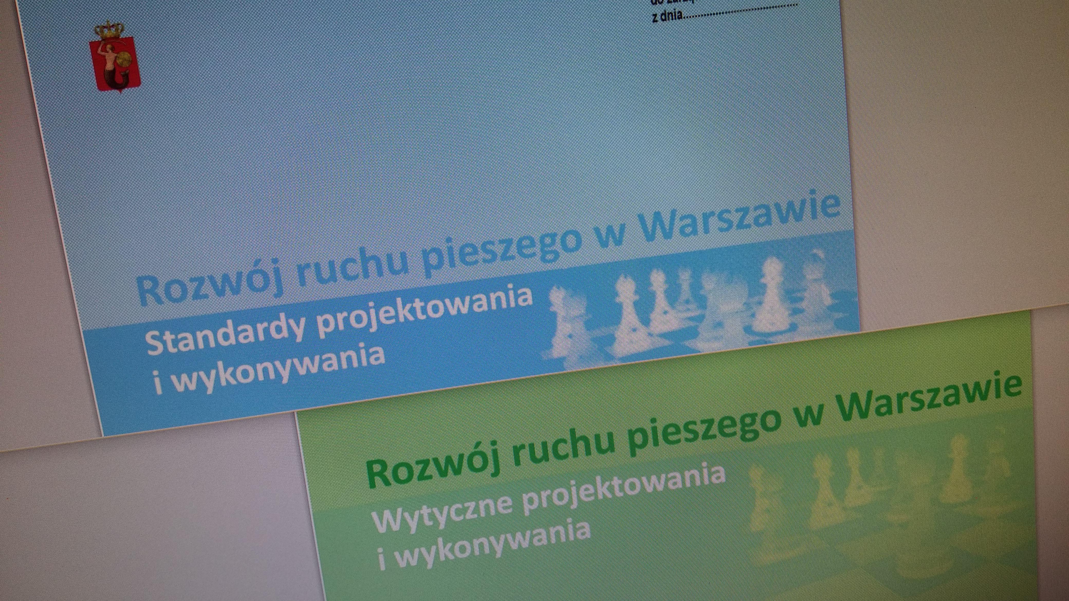 Warszawa standardy