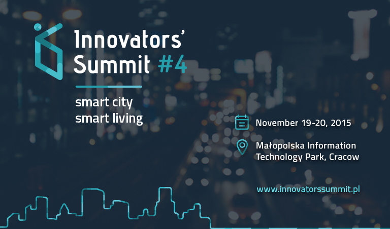 Konferencja Innovator's Summit #4 Smart City Smart Living