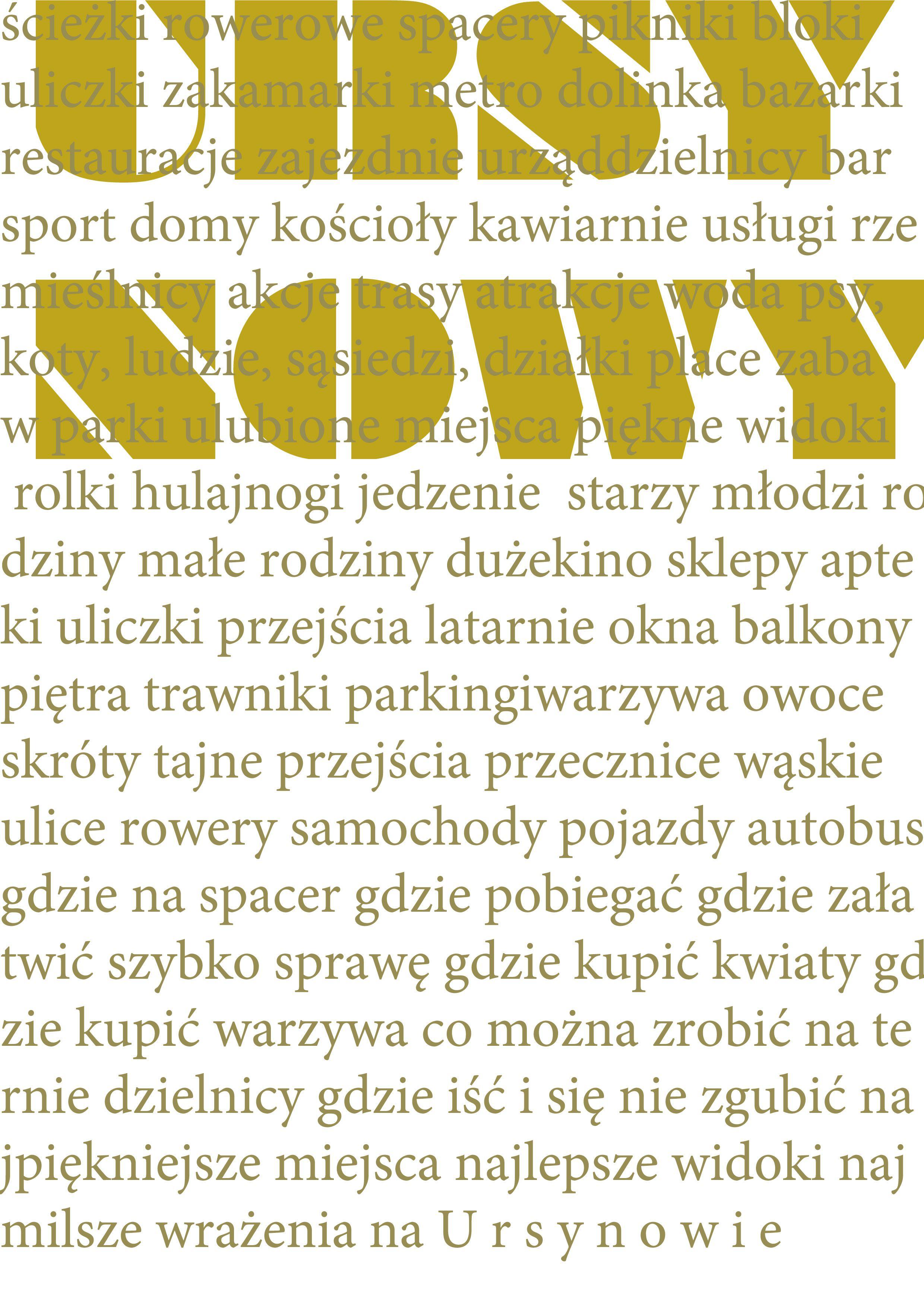 URSY NOWY