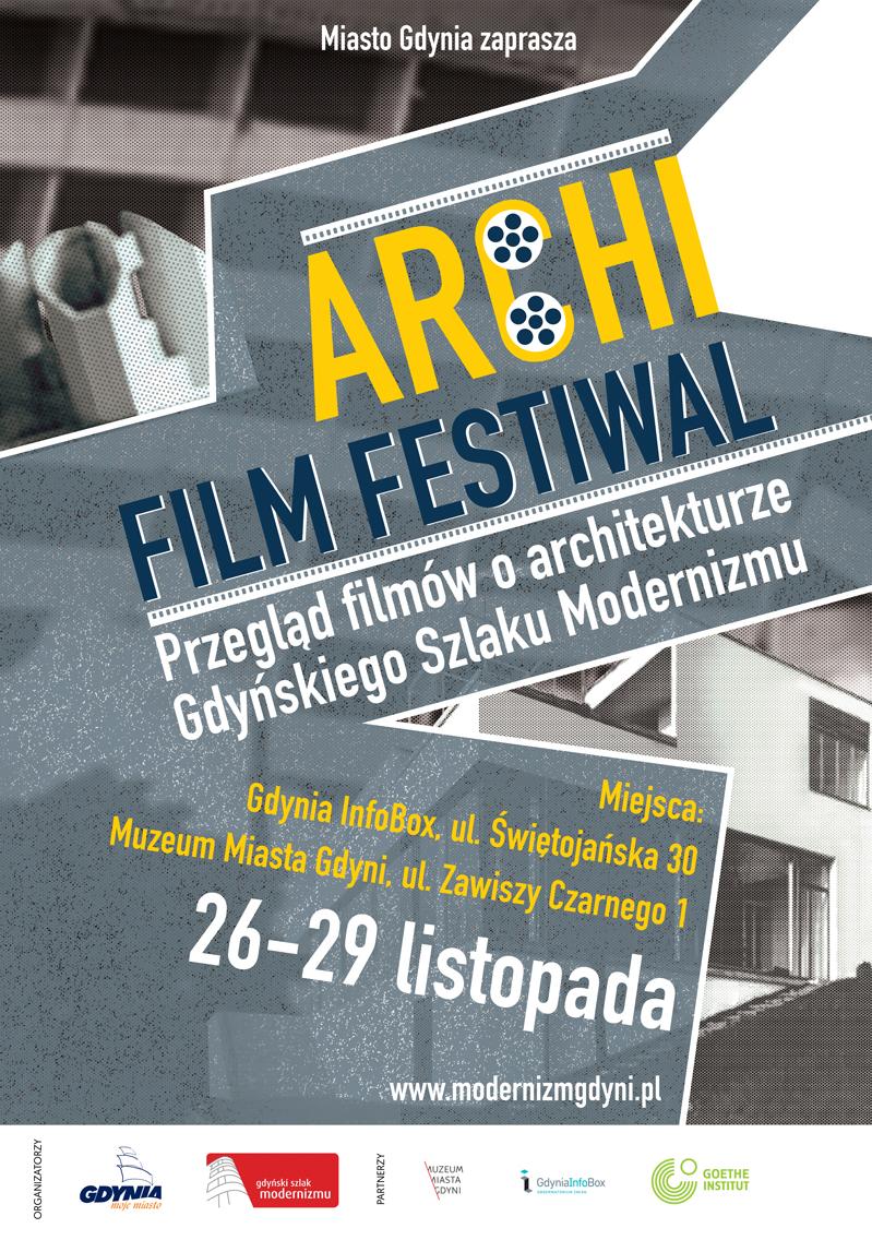 plakat Arch Film 2015