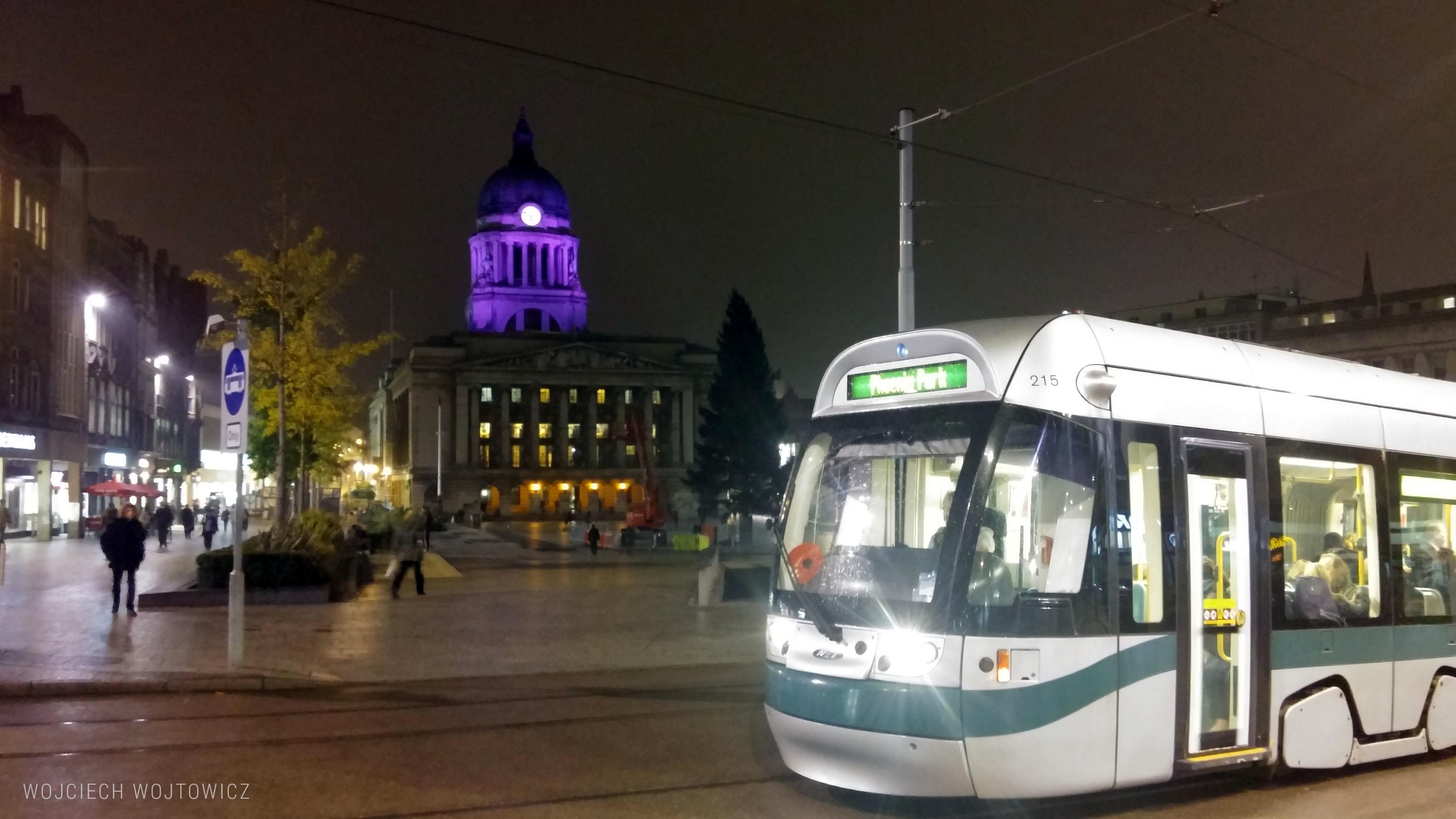 Tram Notts