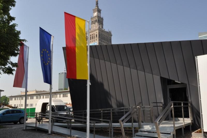 Pawilon Warszawa | fot. materiały prasowe | UM Warszawa