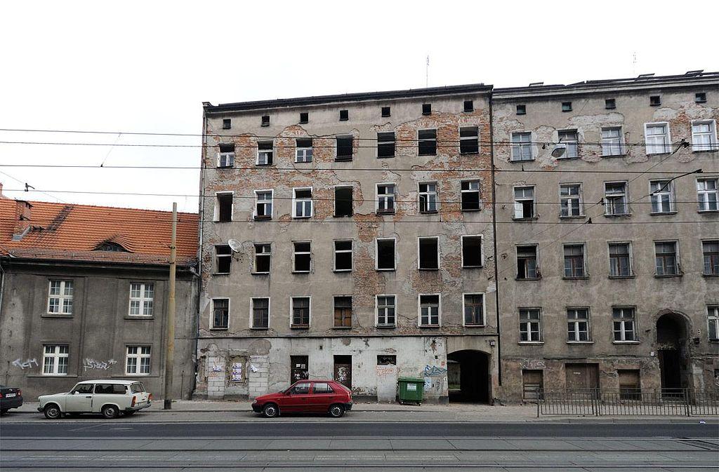 Wrocław Traugutta