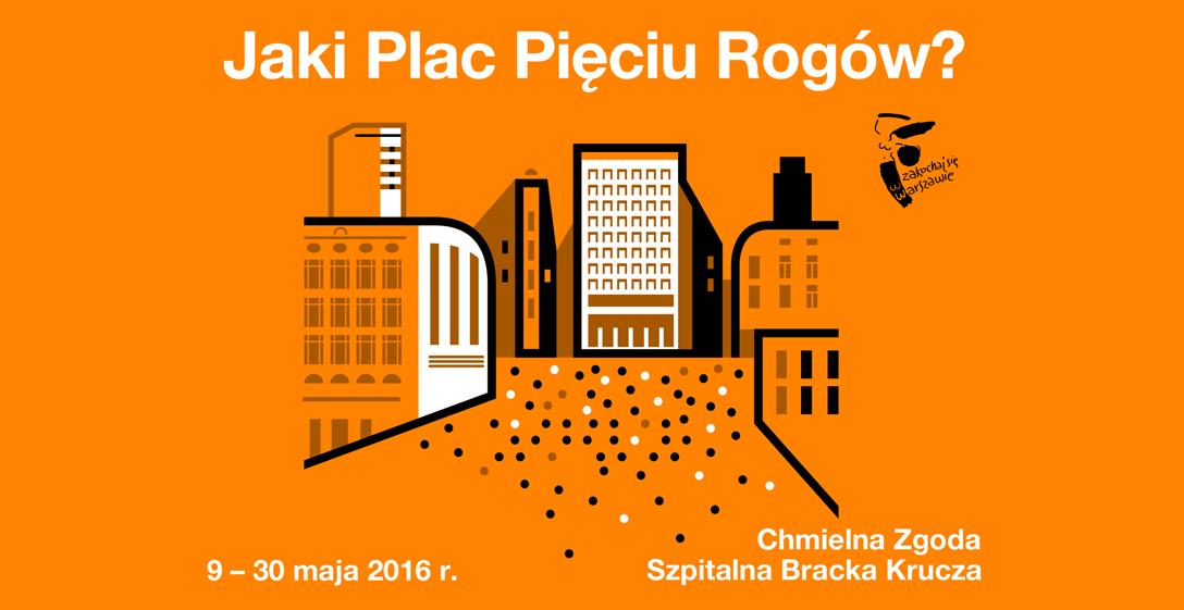 Warszawa plac pieciu rogow
