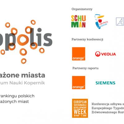 logo, szczegóły i organizaotrzy