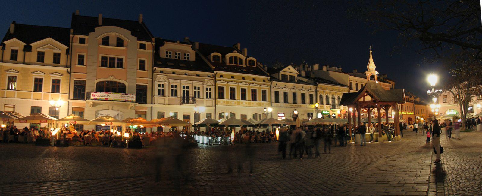 Rzeszów | fot. MarW | Wikimedia Commons | lic. GNU Free Documentation License