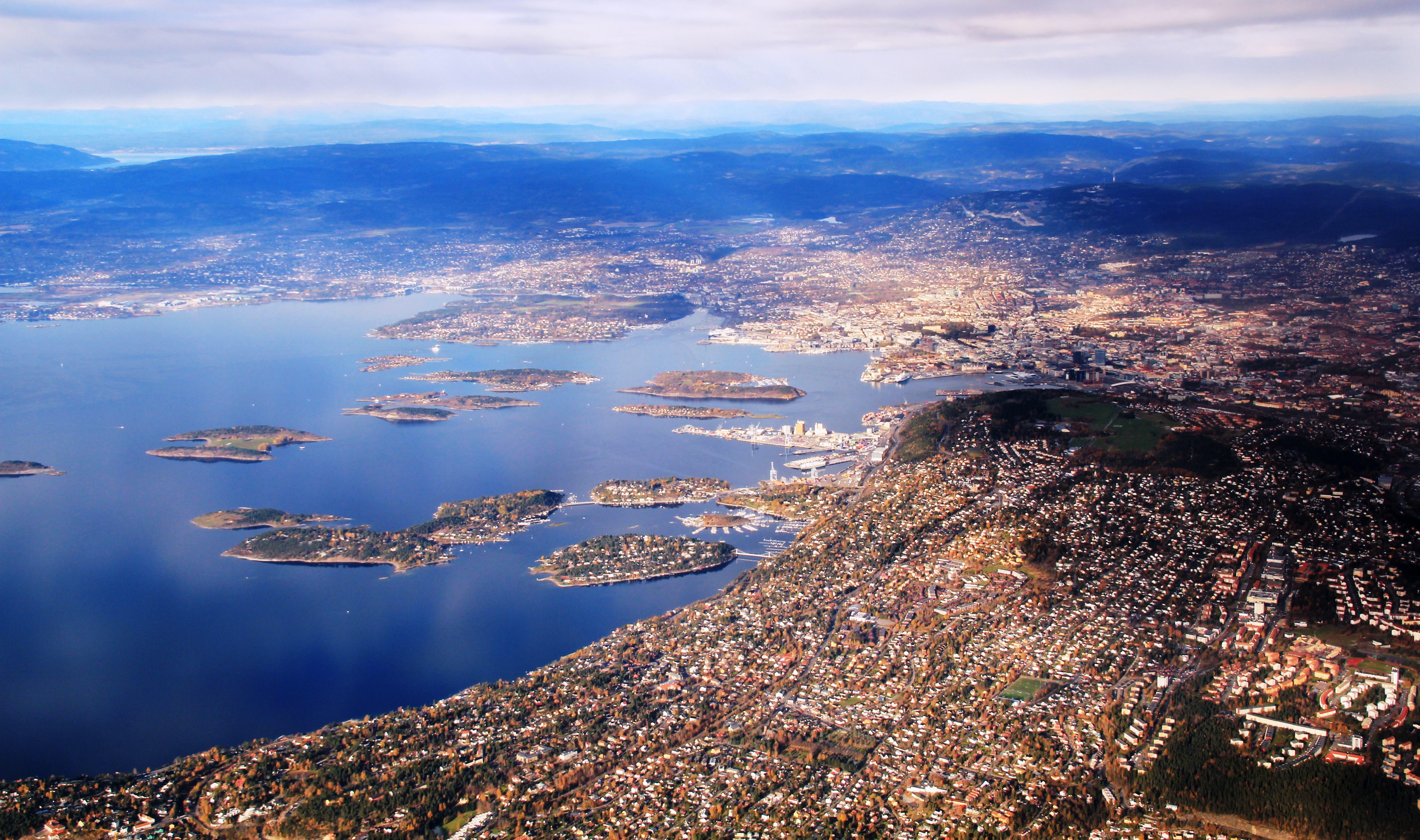 Oslo | fot. Chell Hill | lic. CC-BY-3.0