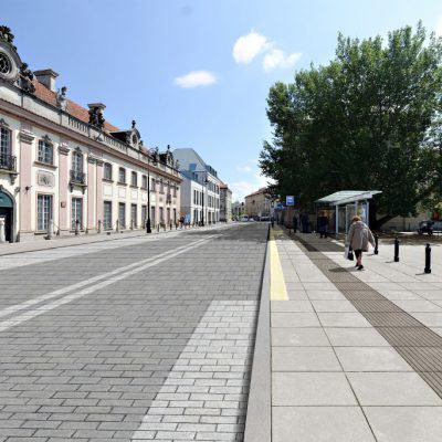 Miodowa Warszawa ZDM 3