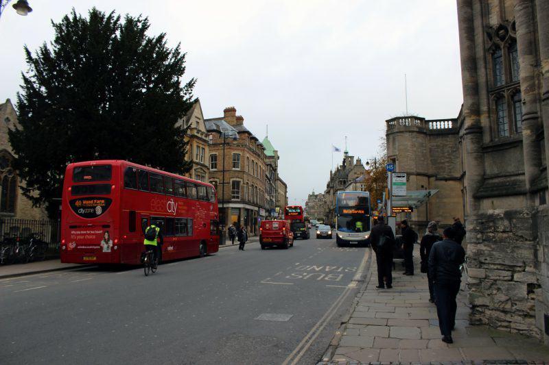 Oksford autobusy