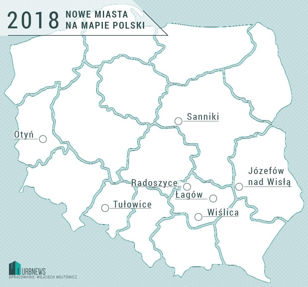 Nowe Miasta 2018