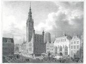 Der lange Markt Długi Targ Gdańsk