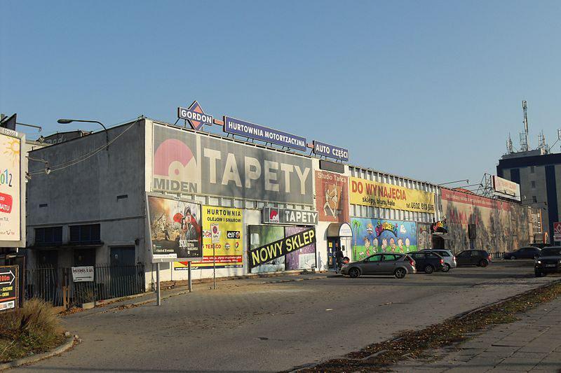 Ulica Grunwaldzka w Gdańsku