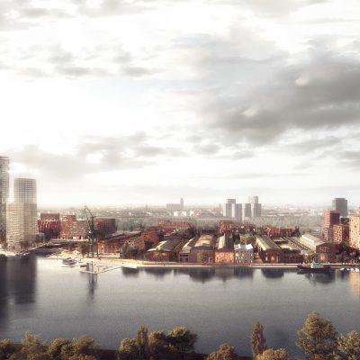 Projekt dla Stoczni Cesarskiej w Gdańsku   Henning Larsen