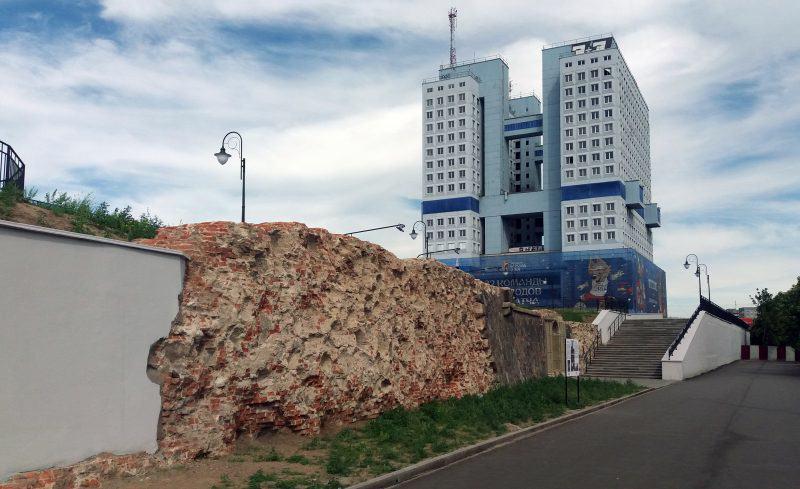 Kaliningrad zamek Dom Sowietów