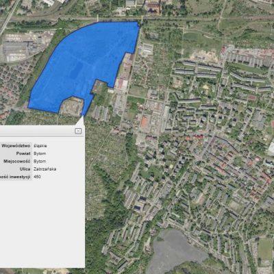 Lokalizacja inwestycji w ramach programu Mieszkanie Plus |