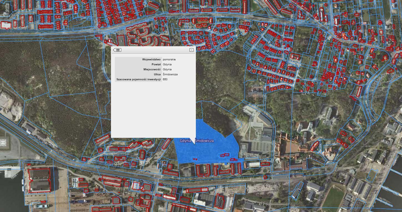 Mieszkanie Plus mapa Gdynia