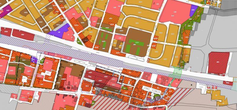 Miejscowe plany zagospodarowania przestrzennego obowiązujące w Wejherowie