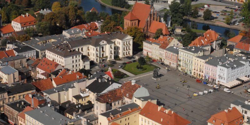 Stary Rynek w Bydgoszczy przed przebudową