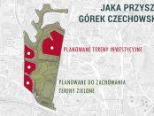Górki Czechowskie mapa
