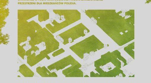 """Plakat konkursu """"Zielony Rynek"""""""