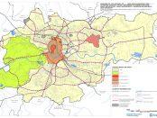 Strefy w krakowskiej uchwale krajobrazowej