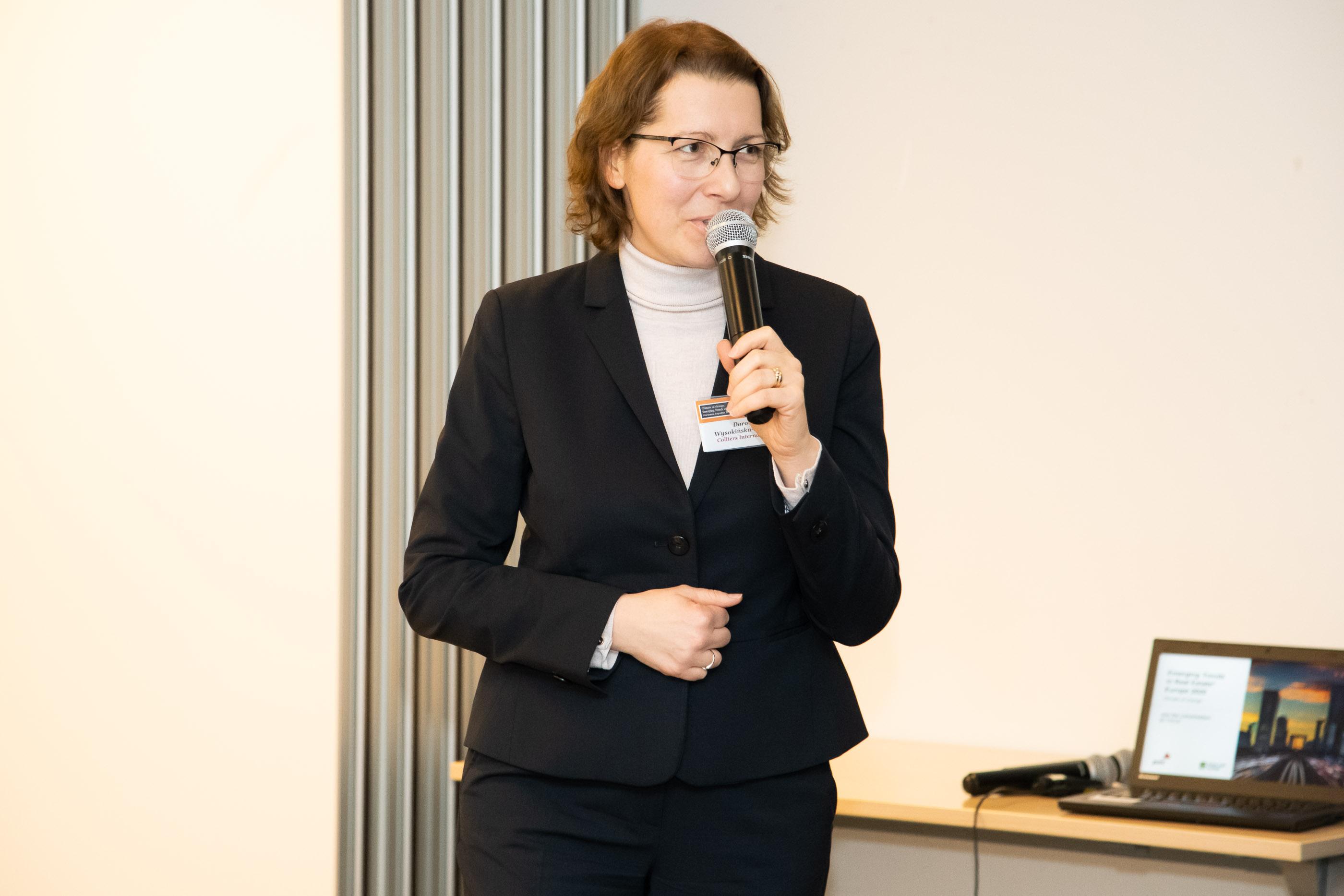 Dorota Wysokińska-Kuzdra, ULI Poland