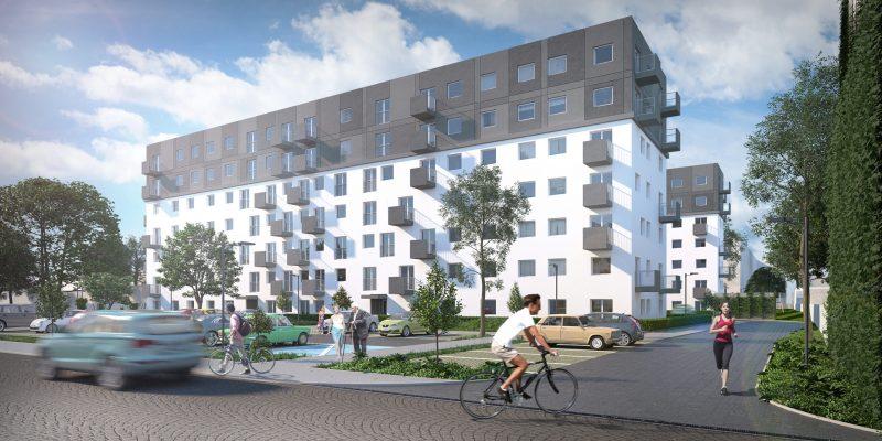 Osiedle Mieszkanie Plus w Radomiu