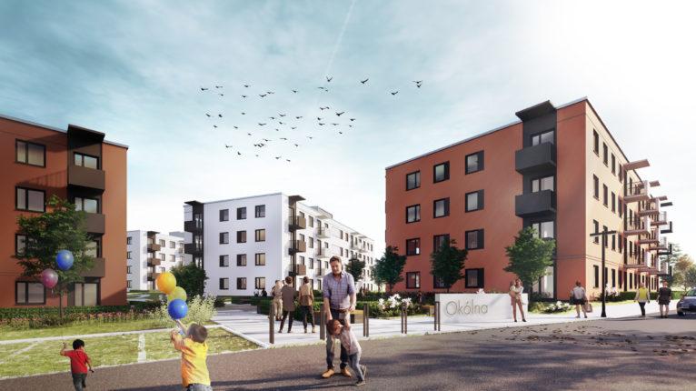 Osiedle Mieszkanie Plus w Toruniu