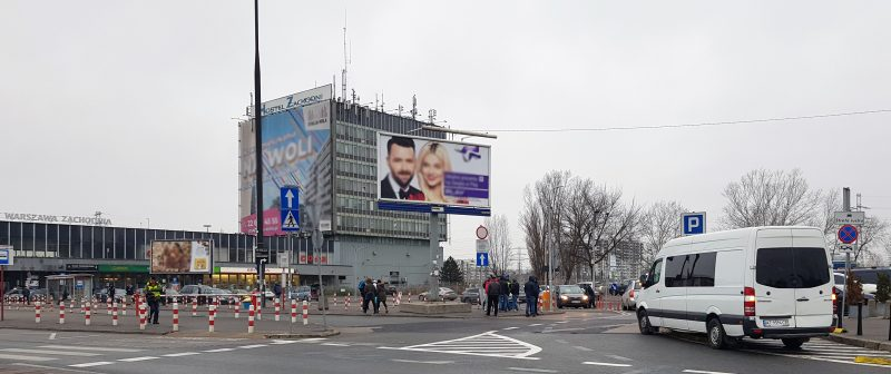 Uchwała krajobrazowa zmieni krajobraz Warszawy i ograniczy liczbę reklam wielkopowierzchniowych | fot. Wojciech Wojtowicz
