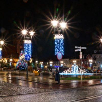 Przebudowa Placu Wolności i sąsiednich ulic w Czarnkowie
