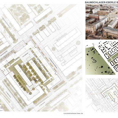 Wizja dla osiedla Mieszkanie Plus przy ulicy Ratuszowej w Warszawie