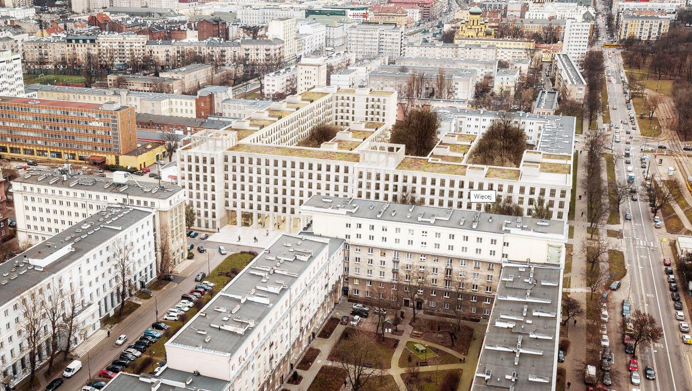 Warszawa Ratuszowa BE DDJM