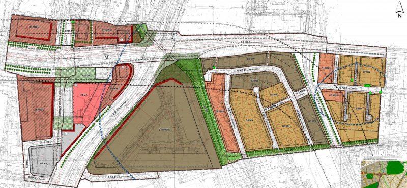 Wyłożenie planu dla rejonu przyszłej stacji metra oraz urzędu dzielnicy Targówek wydłużone zostało do II połowy kwietnia | BIP UM Warszawa