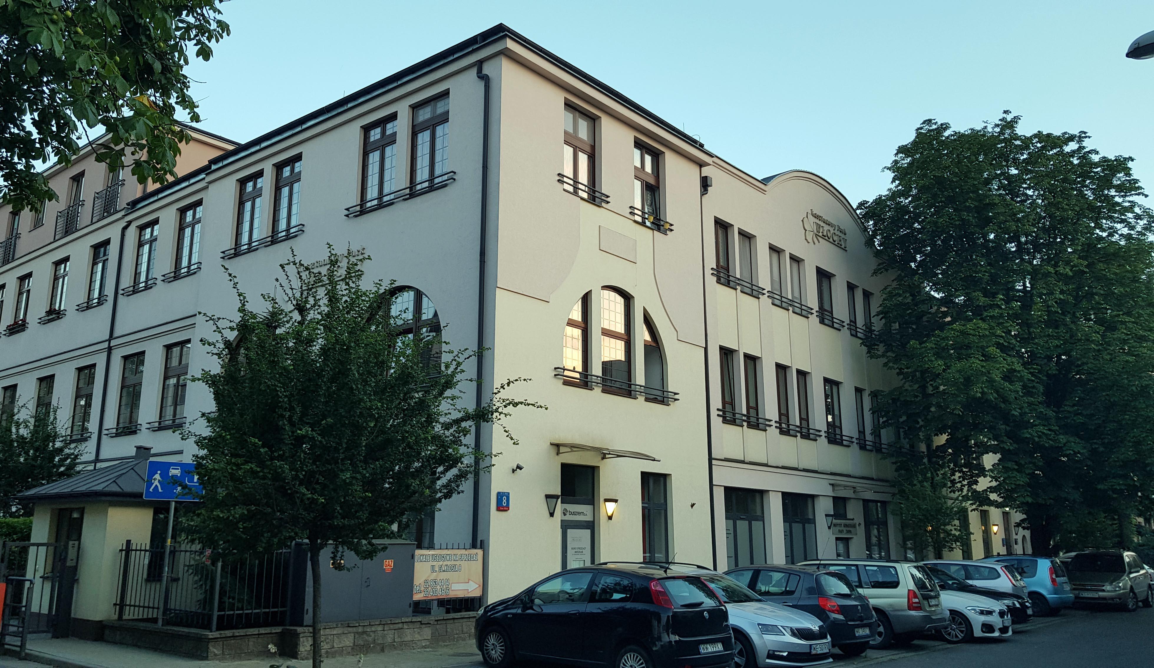 Fabryka Wlochy