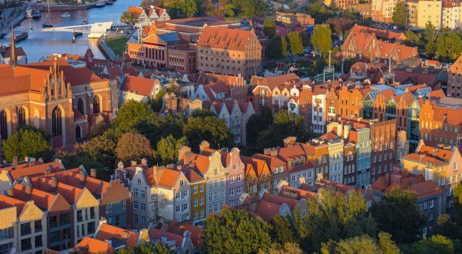 Centrum Gdańska | fot unsplash