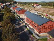 Osiedle realizowane w ramach programu Mieszkanie Plus w Kępicach