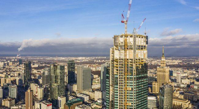 Varso Tower   fot. HB Reavis
