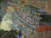 Plan urbanistyczny miasta Tychy
