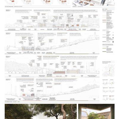 Zwycięska praca konkursu w Nachodzie (Czechy);, autorzy: Piotr Person, Olga Czeranowska-Panufnik, Władysława Kijewska, Aleksander Sojka | mat prasowe miasta Nachod