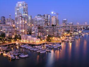 Panorama Vancouver