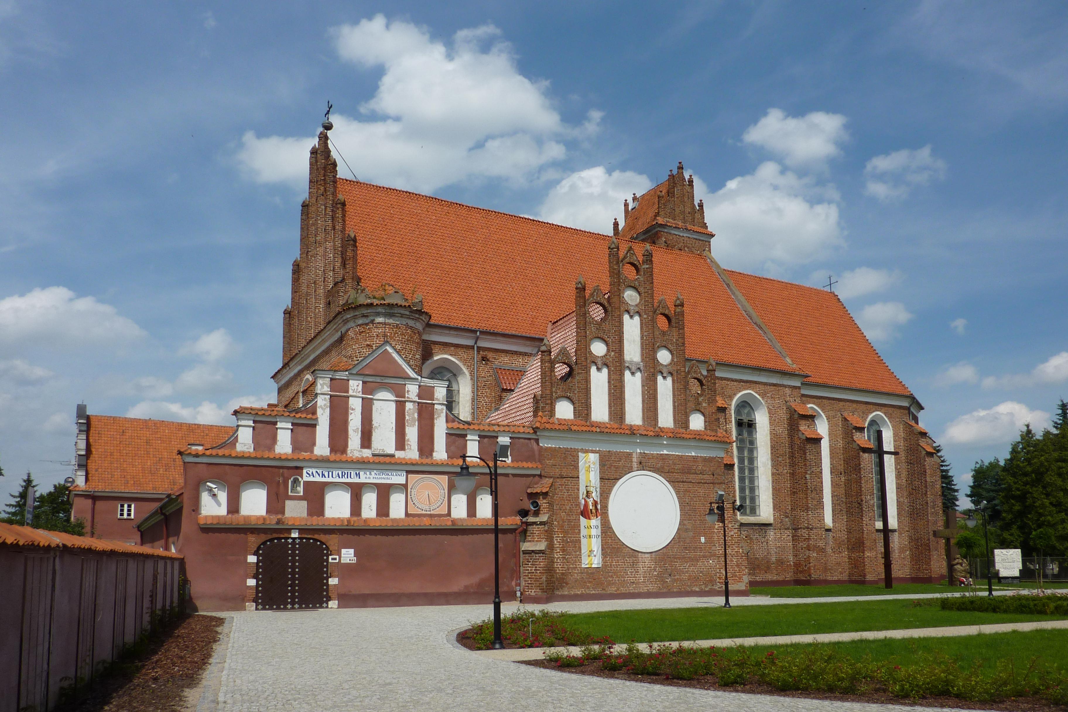 Dawny klasztor w Przasnyszu