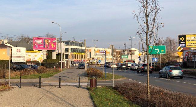 Reklamy w mieście Konstancin-Jeziorna