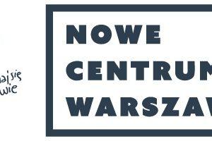 Nowe Centrum Warszawy logo | źródło: UM Warszawa