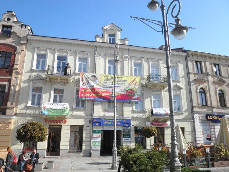 Kielce, SIenkiewicza